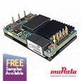 Murata release PMBus 600W DOSA Compliant, Digital 1/4 Brick DC-DC Converter