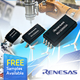 Renesas Introduce 15 Mbps Photocoupler Family for Harsh Industrial Applications