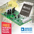 Analog Devices Launches Isolation Technology Maximizing Power Efficiency & Minimizing Emissions to Support Industry 4.0, Eval board and Samples available from Anglia.