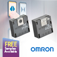 Omron W7ED Touch Sensor enables replacement of Mechanical Switches, samples available from Anglia