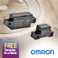 OMRON introduce Optical Sensors with Longer Range and Enhanced Performance, samples available from Anglia