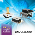 Bourns introduces range of MEMS Technology Environmental Sensors, samples available from Anglia