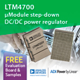 Analog Devices µModule regulator combines high power and energy efficient performance, evaluation board and samples available from Anglia