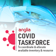 Anglia COVID task force prioritises available inventory and design support for ventilators