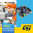 STMicroelectronics support condition monitoring and predictive maintenance industrial IoT designs with SensorTile wireless development platform, evaluation board and samples available from Anglia