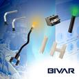 Anglia widens optical portfolio with Bivar LED Light Pipes and Indicators