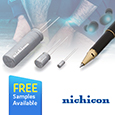 NICHICON release small Li-ion rechargeable batteries for wearables and IoT devices, samples available from Anglia