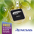 Introducing the Ultra-Low Power RA2L1 MCU from Renesas featuring Advanced Capacitive Touch Sensing for Cost-Effective, Energy-Efficient IoT Node HMI Applications, samples and evaluation boards available from Anglia