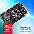 Introducing High Voltage Buck-Boost Battery Charge Controller from Analog Devices, samples and evaluation boards available from Anglia