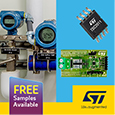 STMicroelectronics introduce high voltage current sense amplifiers, evaluation board and samples available from Anglia