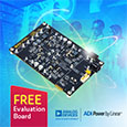 Analog Devices introduce the LTC2971 series 2 channel high voltage Power System Managers, evaluation board available from Anglia