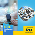 STMicroelectronics Reference Design Enables Compact and Cost-Effective Wearables with Social-Distancing, Contact-Tracing, and Remote Capabilities, development kit available from Anglia