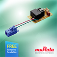 Introducing the Murata highly reliable Ionissimo range of Ionizers, samples available from Anglia.