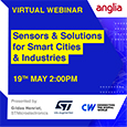 Sensors and Solutions for Smart Cities & Industries