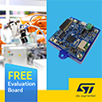 STMicroelectronics upgrades STWIN SensorTile development kit and reference design for Industrial IoT applications, evaluation board available from Anglia