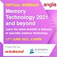 Webinar - Memory Technology 2021 and beyond