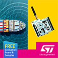 STMicroelectronics release STM32WL System-On-Chip that integrates both a general purpose microcontroller and a sub-GHz radio on the same chip, evaluation kit and samples available from Anglia