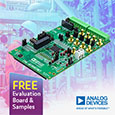 Introducing the AD7606C-18 8-Channel Digital Acquisition System from Analog Devices that provides increased measurement accuracy, evaluation board and samples available from Anglia