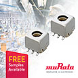 Introducing surface mount variable inductors from Murata, samples available from Anglia