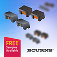 Discrete Chip LAN transformers and Common Mode Inductors from Bourns support latest Ethernet standards, samples available from Anglia