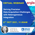 Solving Precision Data Acquisition Challenges with Heterogeneous Integration