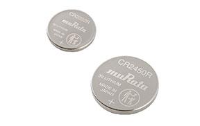 High Drain Lithium coin cell